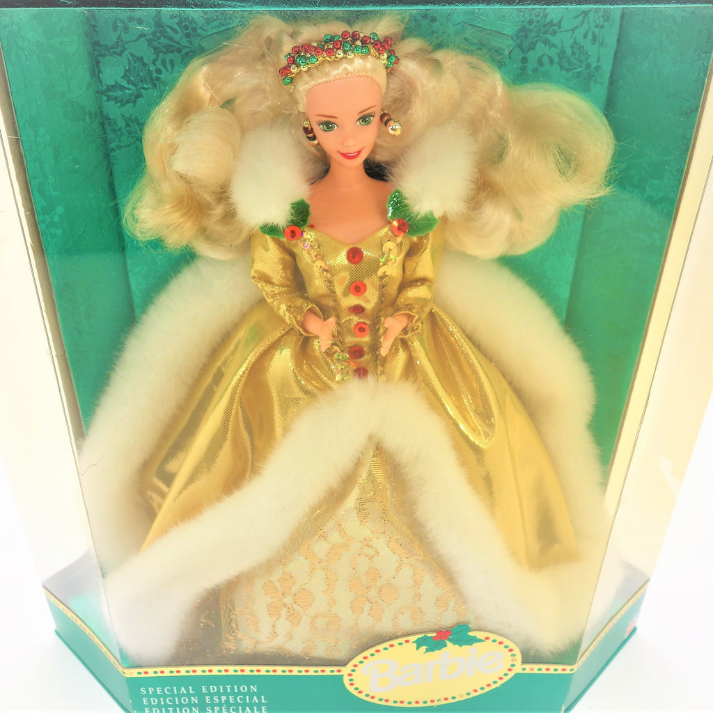 "Happy Holiday's Gran Gala Special Edition 12"" Barbie Doll"