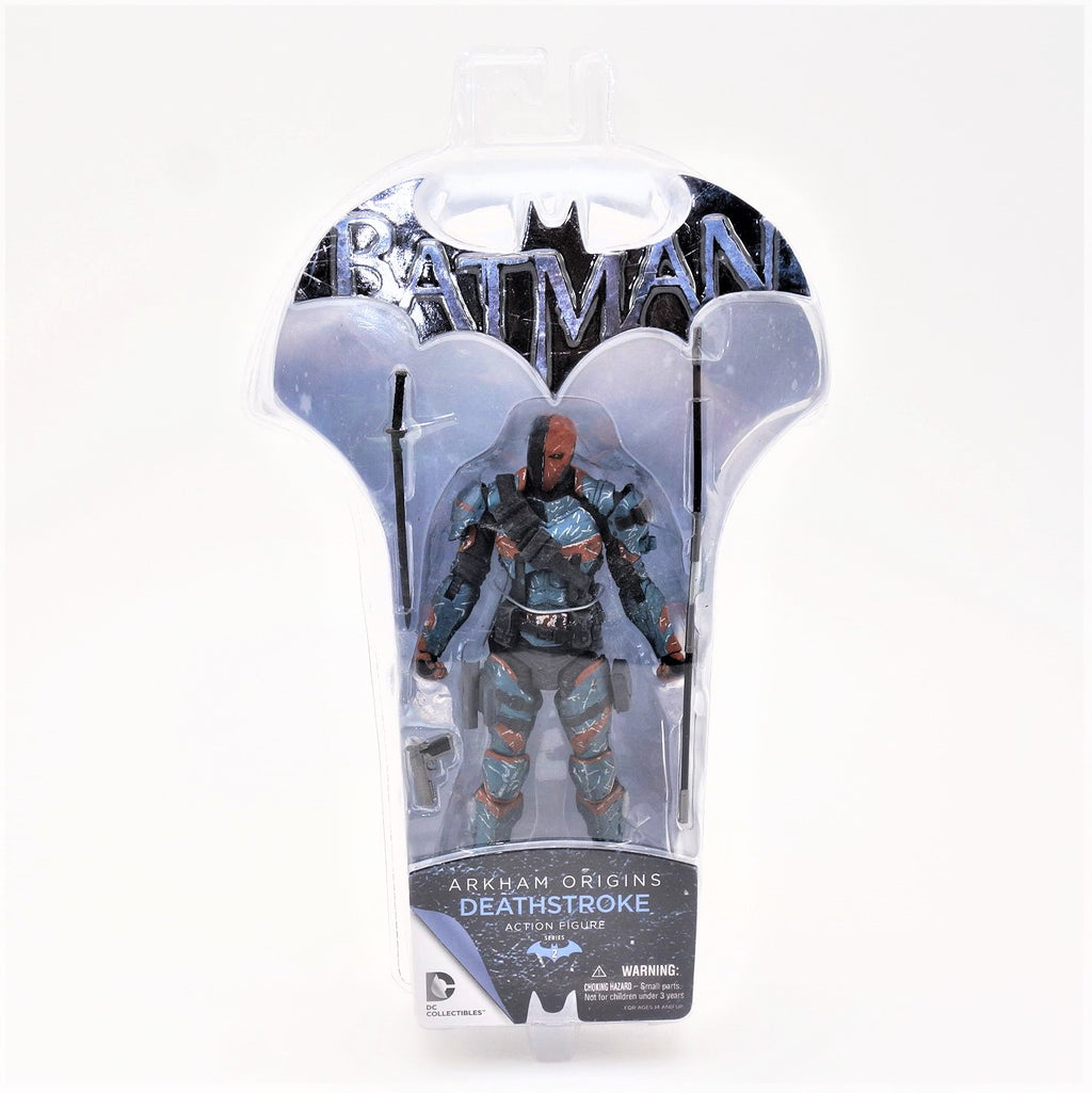 "Batman Arkham Origins Deathstroke 6.5"" Action Figure"