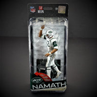 "McFarlane's ""Joe Namath"" NFL 35 Action Figure"
