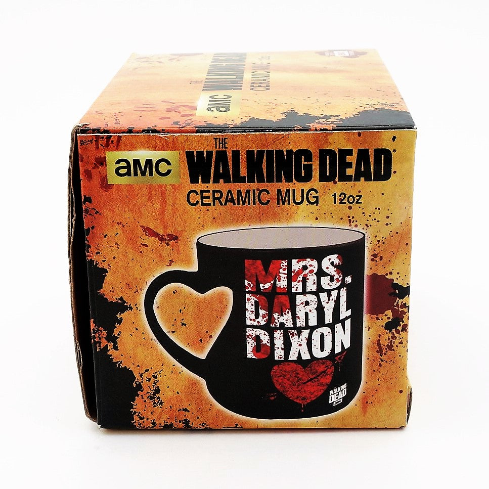"AMC's The Walking Dead Mrs. Daryl Nixon 3.5"" Ceramic Coffee Mug"