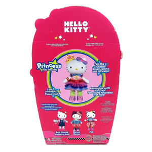 "Princess Hello Kitty Sanrio 12"" Poseable Doll"