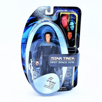 Star Trek: Deep Space Nine Chief Miles O'Brien Diamond Select Action Figure with Accessories