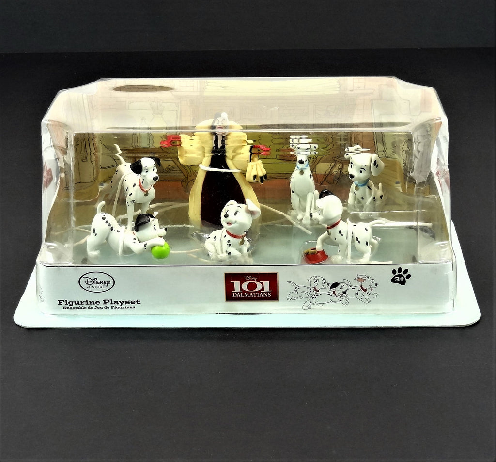 Disney 101 Dalmatians Figurine Play-Set