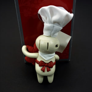 Pillsbury Doughboy With Sound Christmas Ornament Heirloom Collection