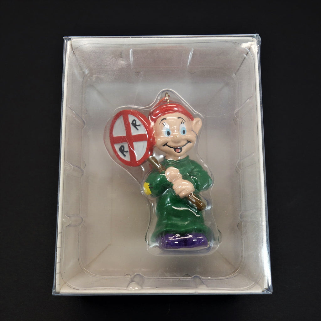 Disney Snow White's Dopey Christmas Tree Ornament