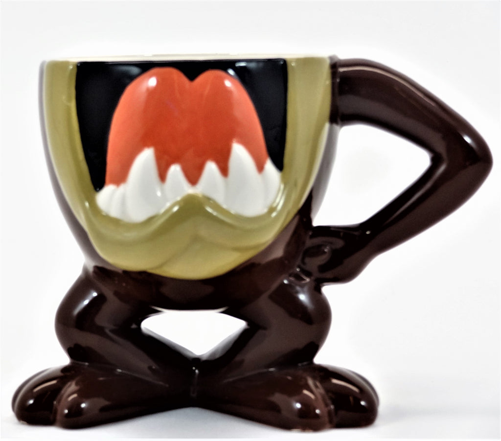 Looney Tunes Taz 3D Half Body Mug