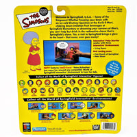 "The Simpsons Playmates Intelli-tronic ""Patty Bouvier"" Interactive Figure"