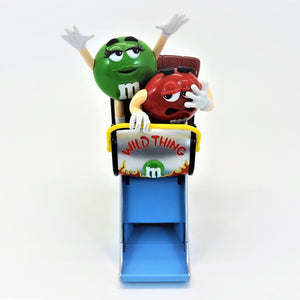 M&M's Wild Things Roller Coaster Candy Dispenser