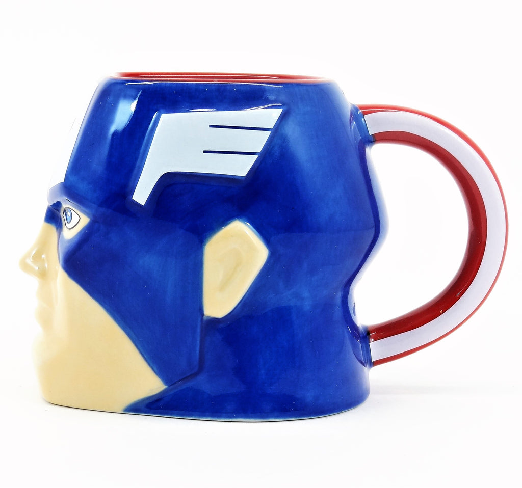 Disney Store Marvel Captain America Coffee Mug