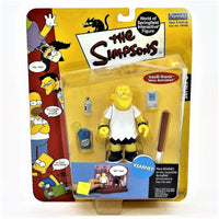 The Simpsons Intelli-tronics Playmates Kearney Series 8 Interactive Figure #199240 2002