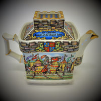 King Arthur Hero and Legend Sadler Teapot
