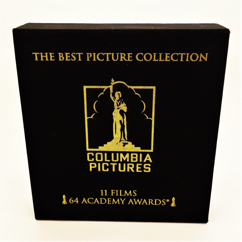 "Columbia Pictures ""The Best Picture Collection"" 14 Disc DVD Set"
