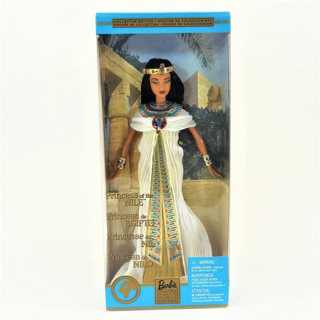 "Mattel Barbie Dolls of The World ""Princess of The Nile"" 2001 Collectible #53369 Collectors Edition"