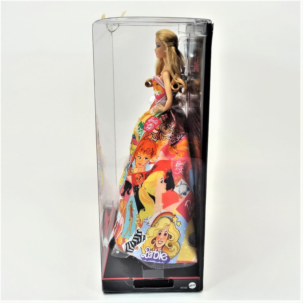 "Mattel Barbie 50th Anniversary ""Generations of Dreams"" 2009 #R7232 Collectors Doll"