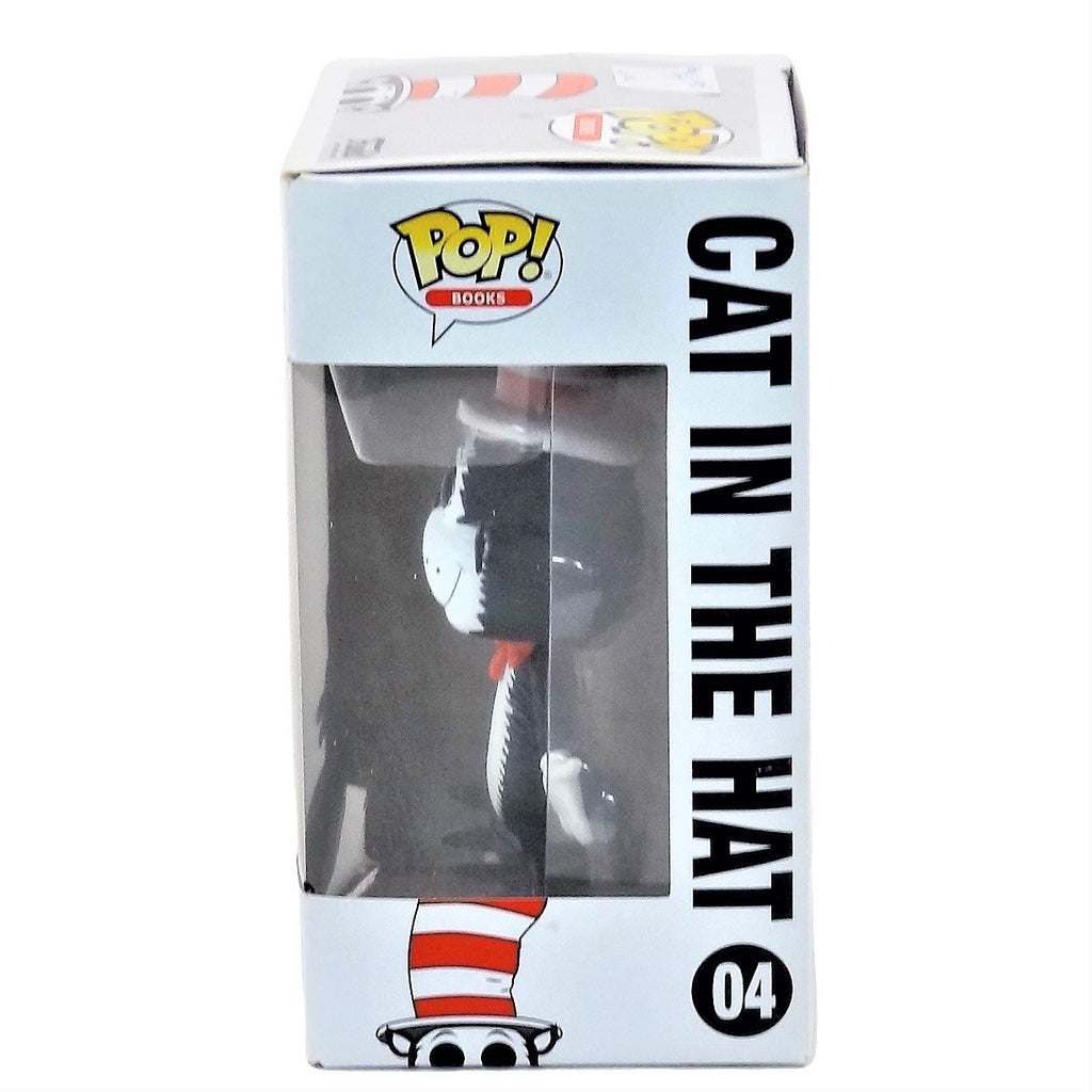 "Funko Pop Dr. Seuss ""Cat in the Hat"" Vinyl Figure #04"