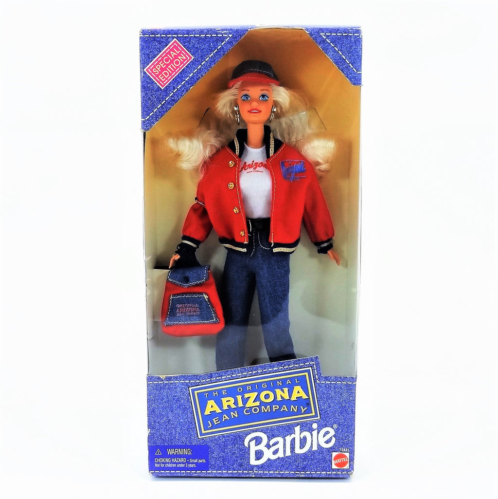 Mattel Barbie The Original Arizona Jean Company Barbie 1995 #15441 Special Edition