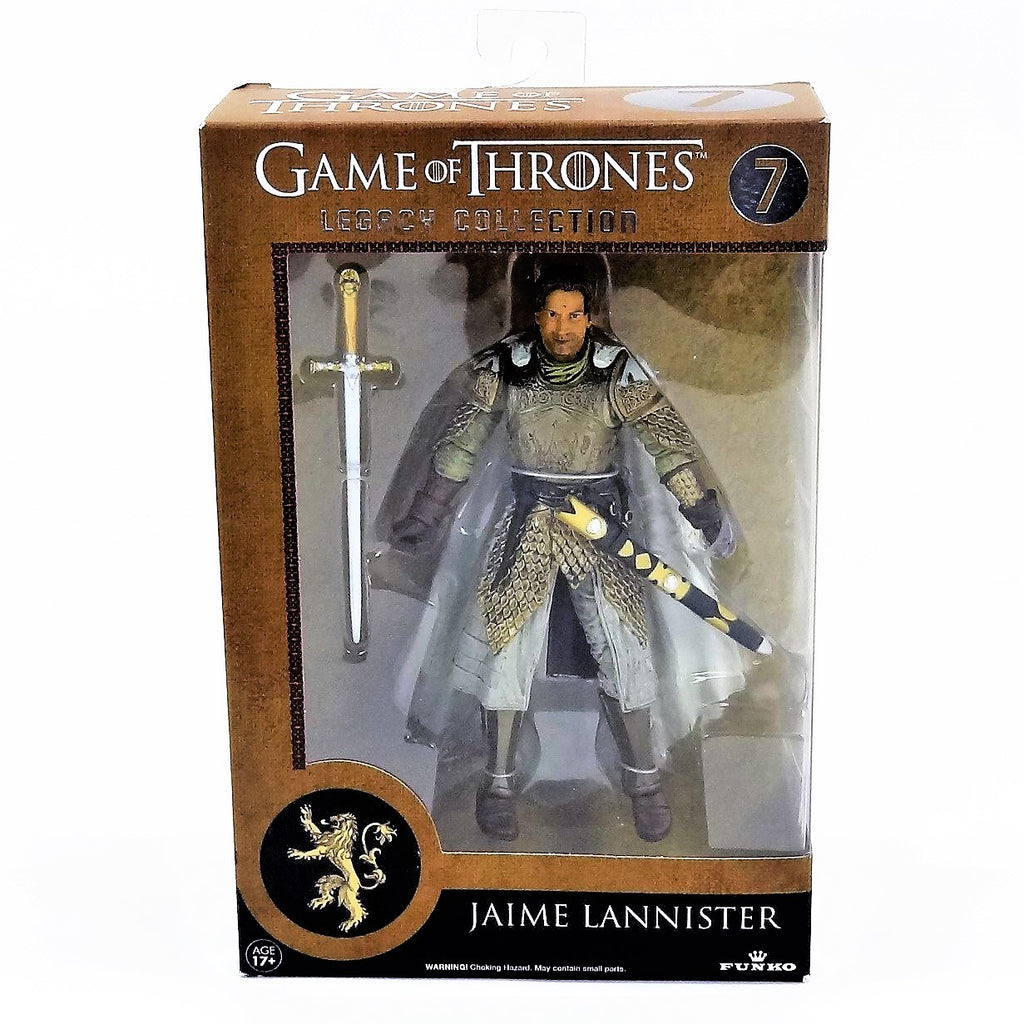 Funko HBO Game of Thrones Jaime Lannister Legacy Collection #7 2014