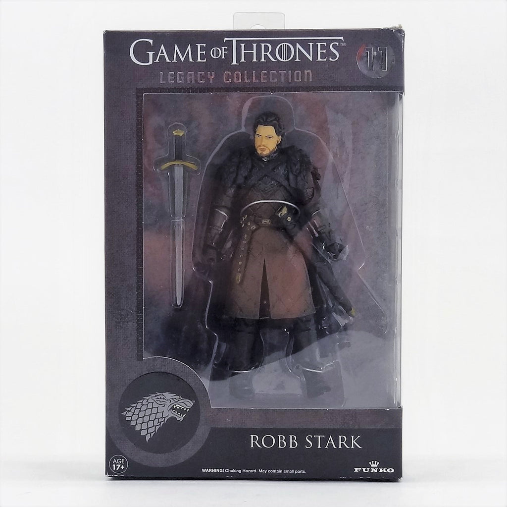 Funko HBO Game of Thrones Robb Stark Legacy Collection #11 2014