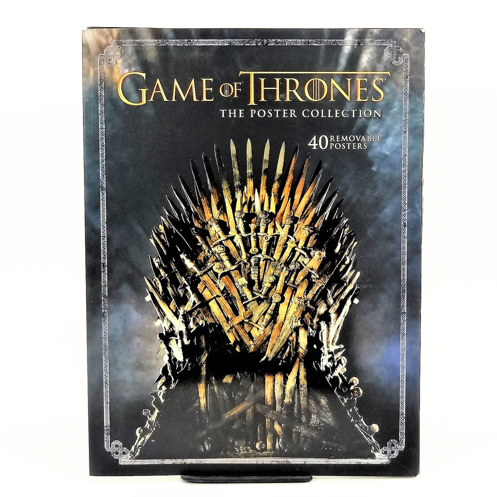 HBO Game of Thrones Insight Editions Book of 40 Posters 2012
