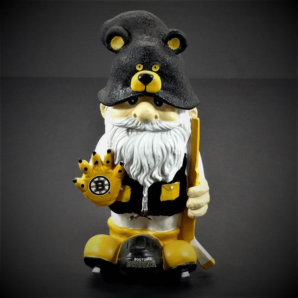 "Boston Bruins 10"" Gnome - Forever Collectibles"