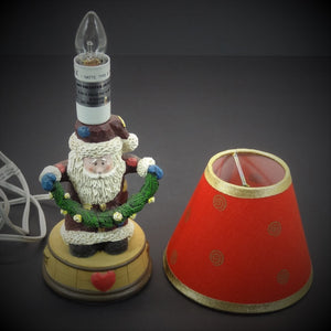 "Wesington House 10"" Santa Lamp"