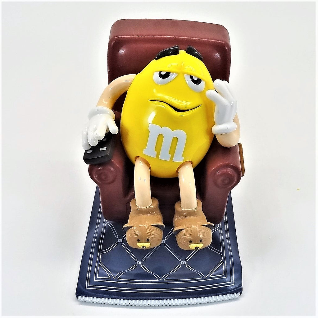 M&M's Couch Potato Candy Dispenser