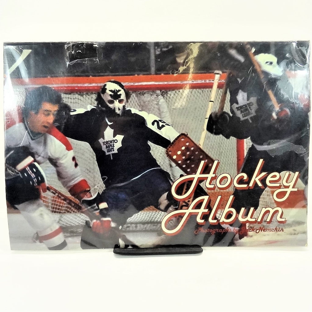 1979 Hockey Photo Album Wayne Gretzky Rookie Year