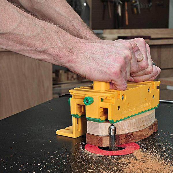 3D Safety Push Block For Table Saws