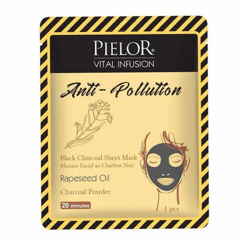 MASQUE FACIAL - ANTI POLLUTION - Vinci Cosmétique