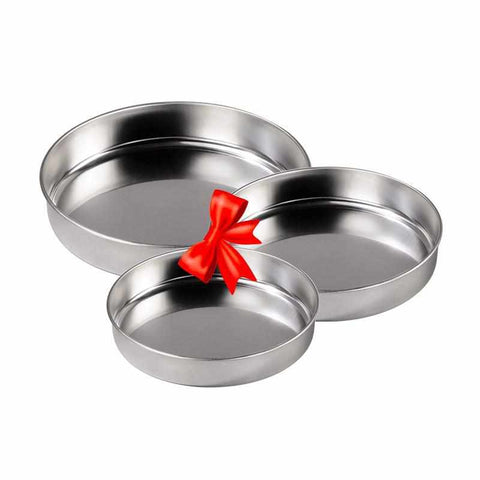 Set de moules - 3 pcs
