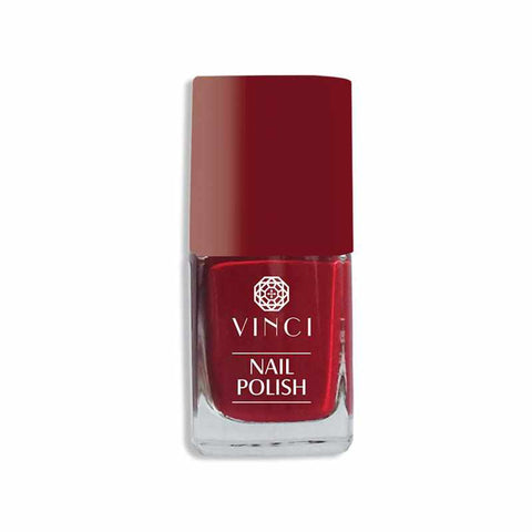 VERNIS NAIL POLICH RED - 12ML - VINCI COSMETIQUES
