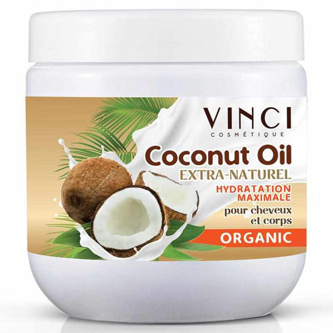 Coconut oil extra-natural