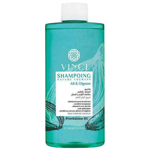 Shampoing Nature Therapy AIL & OIGNON - 1L