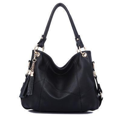 PU Women Handbag Tassel Fashion Bags