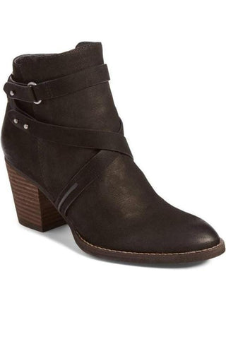 Thick Heel Ankle Boots