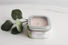 Load image into Gallery viewer, 8oz Blackberry Sage soy candle