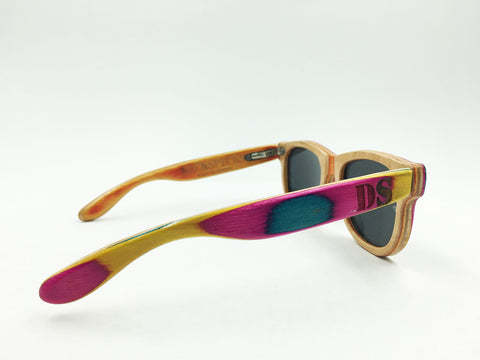 Deck Specks Classics - Multi Color Tie Dye