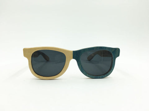 Deck Specks Classics- Blue / Woodgrain / Split ply