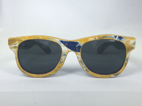 Deck Specks Classics- Yellow/Blue
