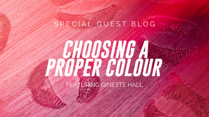 How to choose a proper lipstick for yourself - by Guest Blogger GINETTE HALL