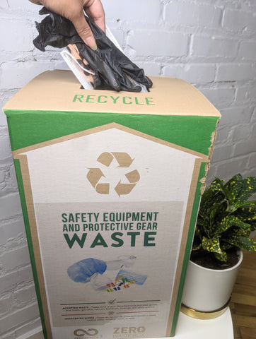 TerraCycle Zero Waste box PPE