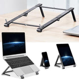 3-in-1 Laptop, Tablet, Phone Holder