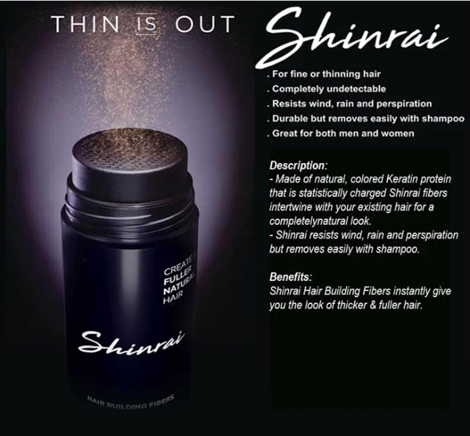 SHINRAI BUILDING FIBERS