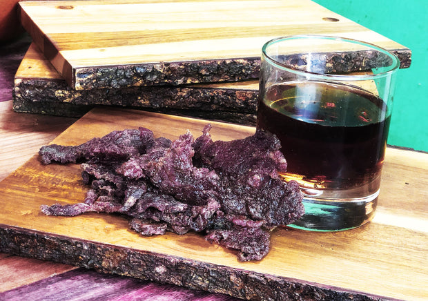 Whiskey Straight Beef Jerky