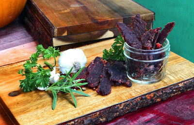 Traditional Western Beef Jerky