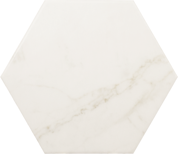 Carrara Hex 7
