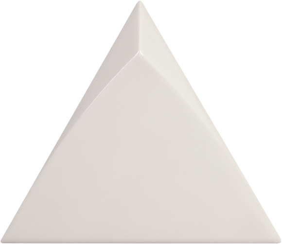 Tirol Light Grey Triangle Tile 4