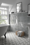Carrara Hexagon Flow - mosaics-4-you