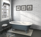 "Carrara Metro 3""x12"" Gloss - mosaics-4-you"