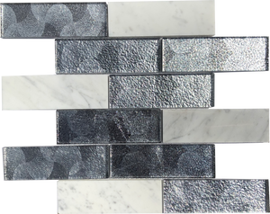 Scale Marble Subway Tile